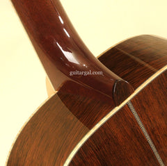Huss & Dalton Guitar: Used Brazilian Rosewood DS Custom