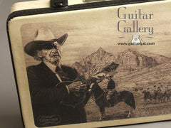 Cedar Creek Cases: Bill Monroe Lithograph Gibson style F Custom
