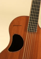 McPherson Guitar: MG5.0XP-12 String with Redwood Top