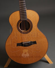 Doerr Guitar: Used Indian Rosewood Legacy Select