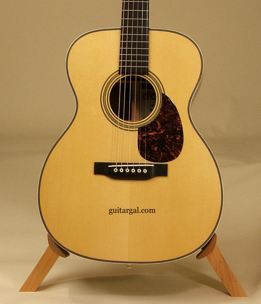 Martin Guitar: Used Indian Rosewood OM-28 Marquis