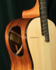 Bills Guitar: Used Brazilian Rosewood G2