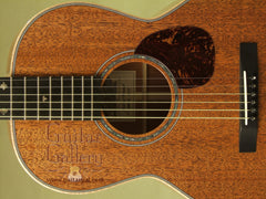 Froggy Bottom Guitar: All Mahogany C Deluxe