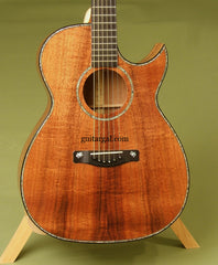 Granata Guitar: Used All Koa SJ