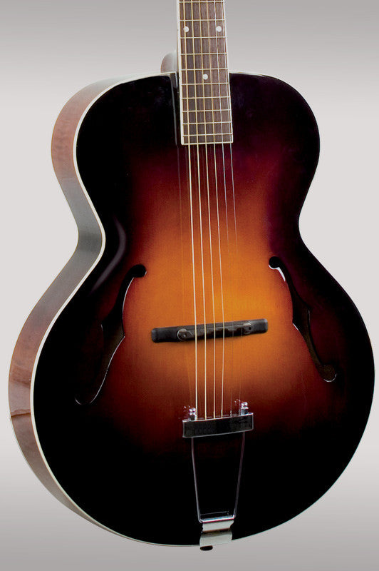 The Loar Guitar: Vintage Sunburst LH-300-VS