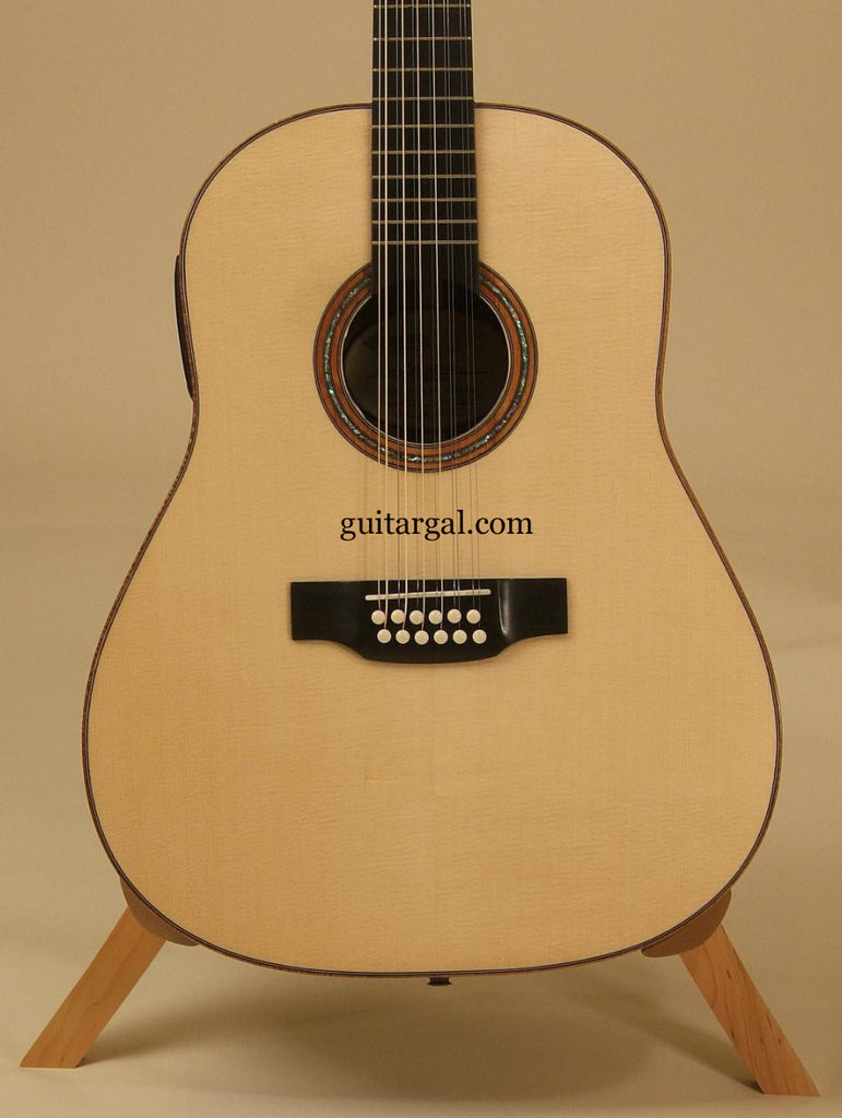 Langejans Guitar: Used Indian Rosewood R-12