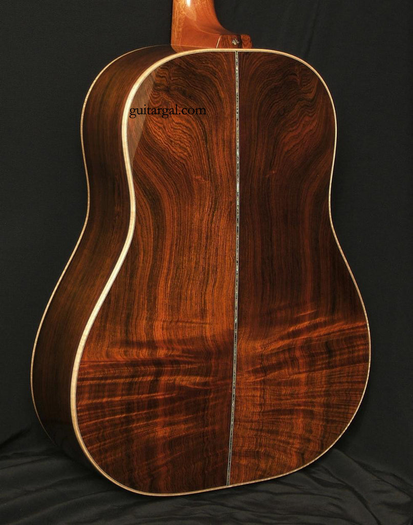 Froggy Bottom Guitar: Used 5A Brazilian Rosewood SJ