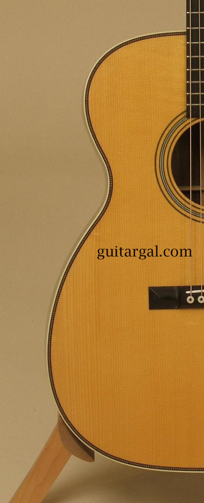 Borges Guitar: Used Adirondack Top OM-28