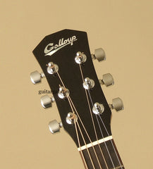 Galloup Guitar: Used Indian Rosewood Northern Light