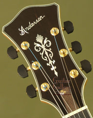 Andersen Guitar: Natural Blonde Model 18