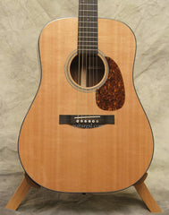 Santa Cruz Guitar: Used Brazilian Rosewood PWB Dread