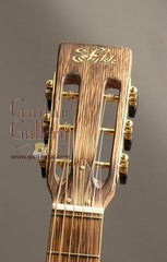 Fylde Guitar: Reclaimed Whiskey Barrel Ariel Single Malt