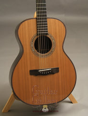 Olson Guitar: Used Chocolate Cedar Top SJ
