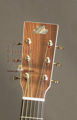 Froggy Bottom Guitar: Indian Rosewood SJ Deluxe