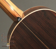 George Lowden Guitars Guitar: Brazilian Rosewood S35 40th Anniversary