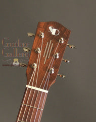 Square Deal Guitar headstock