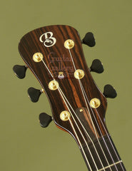 Bills Guitar: Redwood Top Genesis