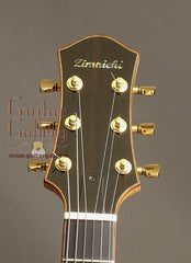 "Zimnicki Guitar: Birdseye Maple 16"" Archtop"