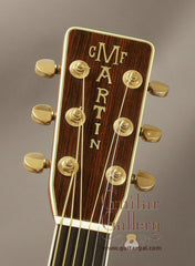 Martin Guitar: Indian Rosewood D-41