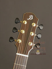 used Beneteau guitar headstock