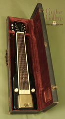 1940's Vega Lap Steel guitar with case