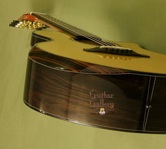 Tony Vines Guitar: Used African Blackwood Bella Grande