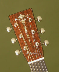 Lucas Guitar: 1945 Honduran Mahogany LD-18 Reclaimed Wood Series