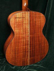 Franklin Guitar: KOA Jumbo