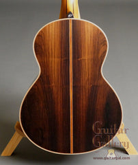 40th anniversary Lowden WL50 guitar back