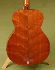 Flammang Guitar: Figured Mahogany LGC58M