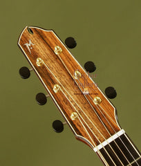 Maingard Guitar headstock