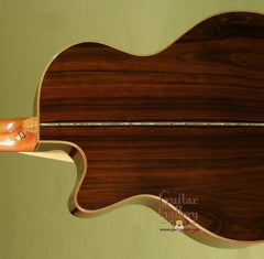 Ryan Guitar: Used Brazilian Rosewood Mission GC