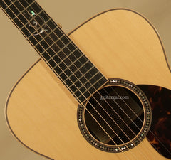 Franklin Guitar Co Guitar: Used Brazilian Rosewood OM