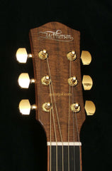 McPherson Guitar: Flame Walnut MG-4.5