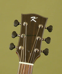 BC Kingston guitar headstock