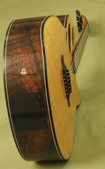 Schwartz Guitar: Brazilian Rosewood Oracle Fingerstyle