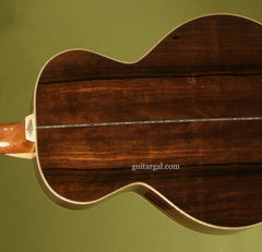 Froggy Bottom Guitar: Malaysian Blackwood M Deluxe