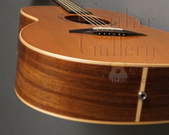 Mcilroy Guitar: Used Oriental Walnut A22-5