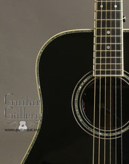 Olson Guitar: Used Black D (Blackie)