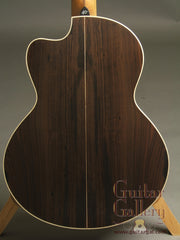 Lowden Guitar: Reclaimed Brazilian Rswd 40th Anniversary S35J