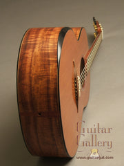 George Lowden Guitar: Used Mastergrade Koa F50