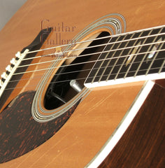 Martin Guitar: Used Indian Rosewood D-41