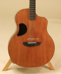 McPherson Guitar: Redwood top MG-3.5