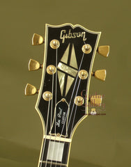 Gibson Guitar: Black Les Paul Custom (Janis Ian's)