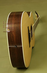 Santa Cruz Guitar: Indian  Rosewood OM Grand
