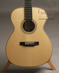Franklin Guitar: Used Brazilian Rosewood OM
