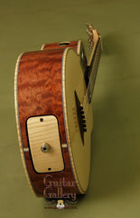Lame Horse Instruments Guitar: Bubinga Saddle Pal
