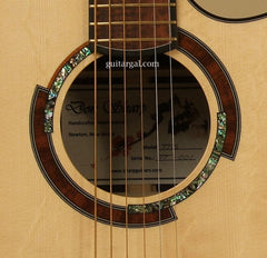 Sharp Guitar: African Blackwood TTS Cutaway