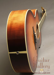 Collings Guitar: Used European Maple SJ SB