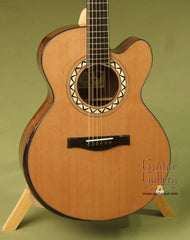 Maingard Guitar w Italian Alps Cedar top